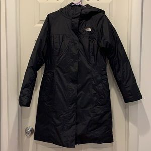 North Face Hooded Down Parka